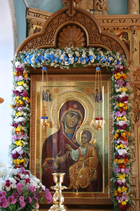иверская икона фото с иверского монастыря если поститесь